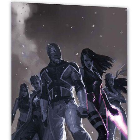 X-MEN: DIE BY THE SWORD #0