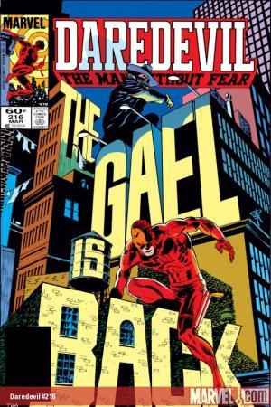 Daredevil (1964) #216