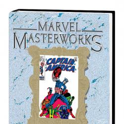 Marvel Masterworks: Captain America Vol. 3 Variant (Hardcover)