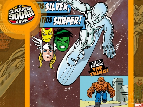 Super Hero Squad (2010) #2 Wallpaper