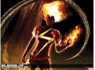 Ms. Marvel (2006) #24 Wallpaper