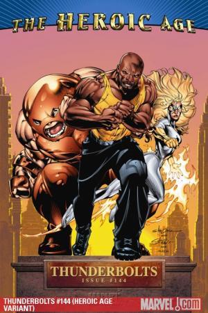 Thunderbolts (2006) #144 (HEROIC AGE VARIANT)