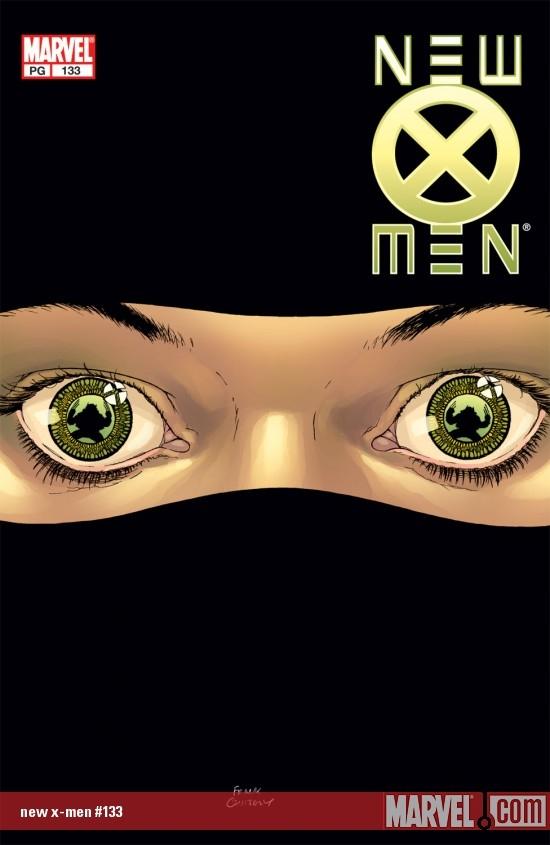 New X-Men (2001) #133