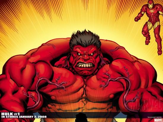 Hulk (2008) #1 Wallpaper