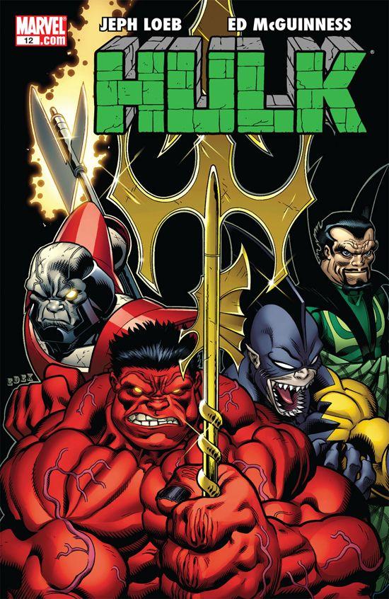 Hulk (2008) #12