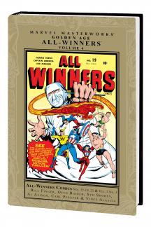 Marvel Masterworks: Golden Age All-Winners Vol. 4 (Hardcover)
