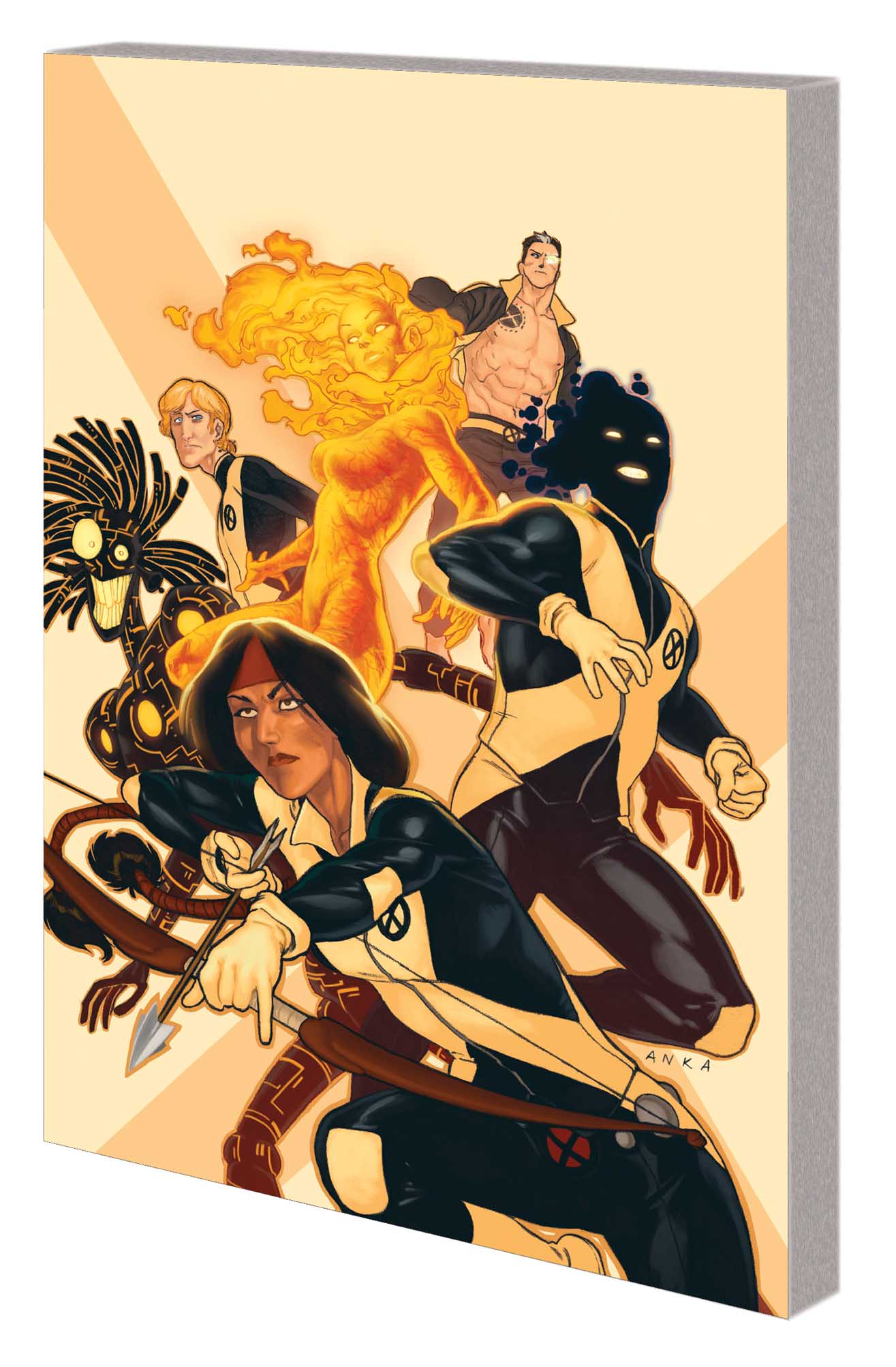 New Mutants Vol. 6 (Trade Paperback)