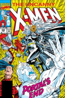 Uncanny X-Men (1963) #285