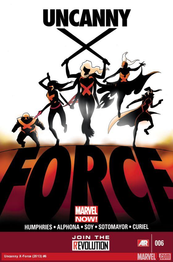 Uncanny X-Force (2013) #6