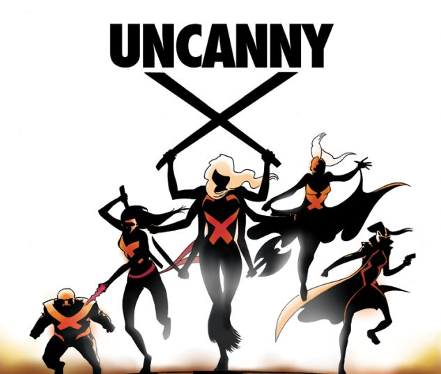 UNCANNY X-FORCE 6 (NOW, WITH DIGITAL CODE)