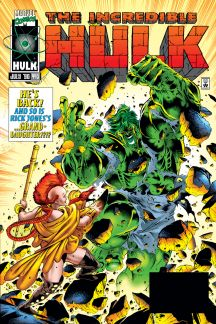 Incredible Hulk (1962) #443