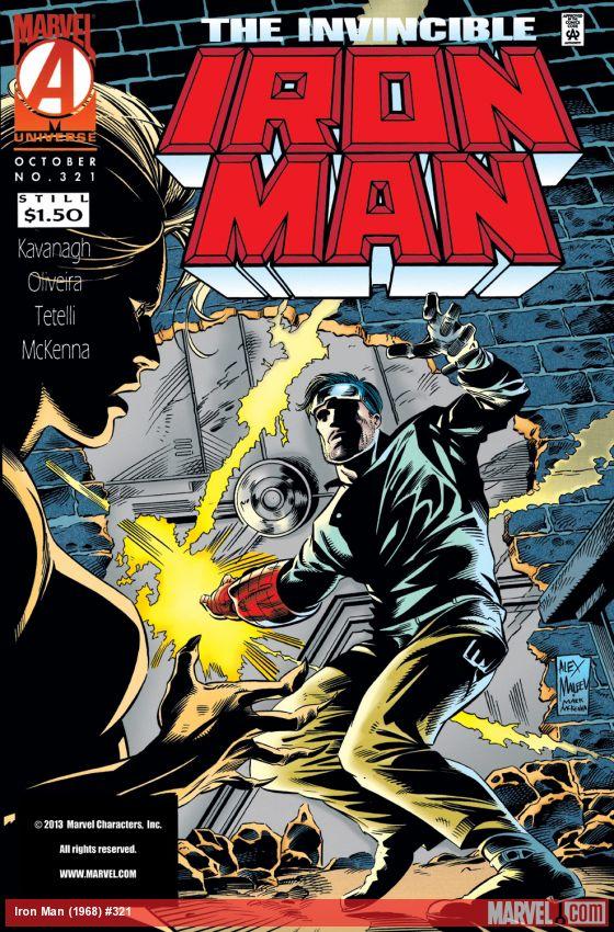 Iron Man (1968) #321