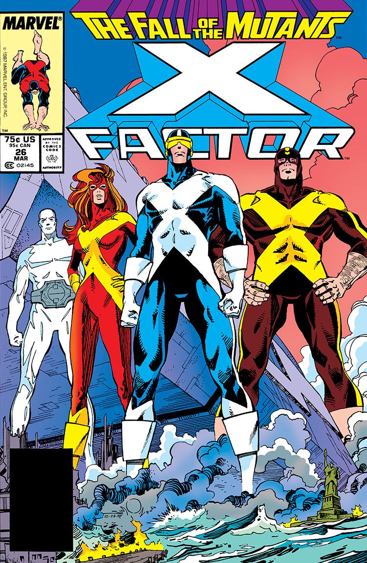 X-Factor (1986) #26