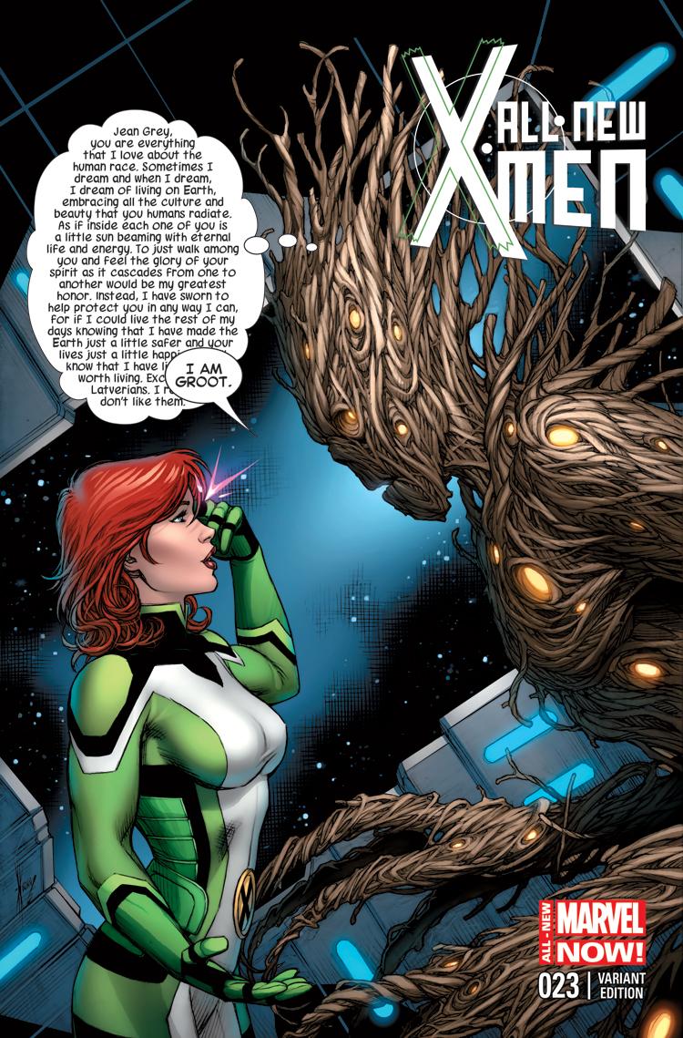All-New X-Men (2012) #23 (Keown Variant)
