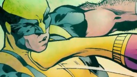 Marvel AR: Wolverine #10 Cover Recap