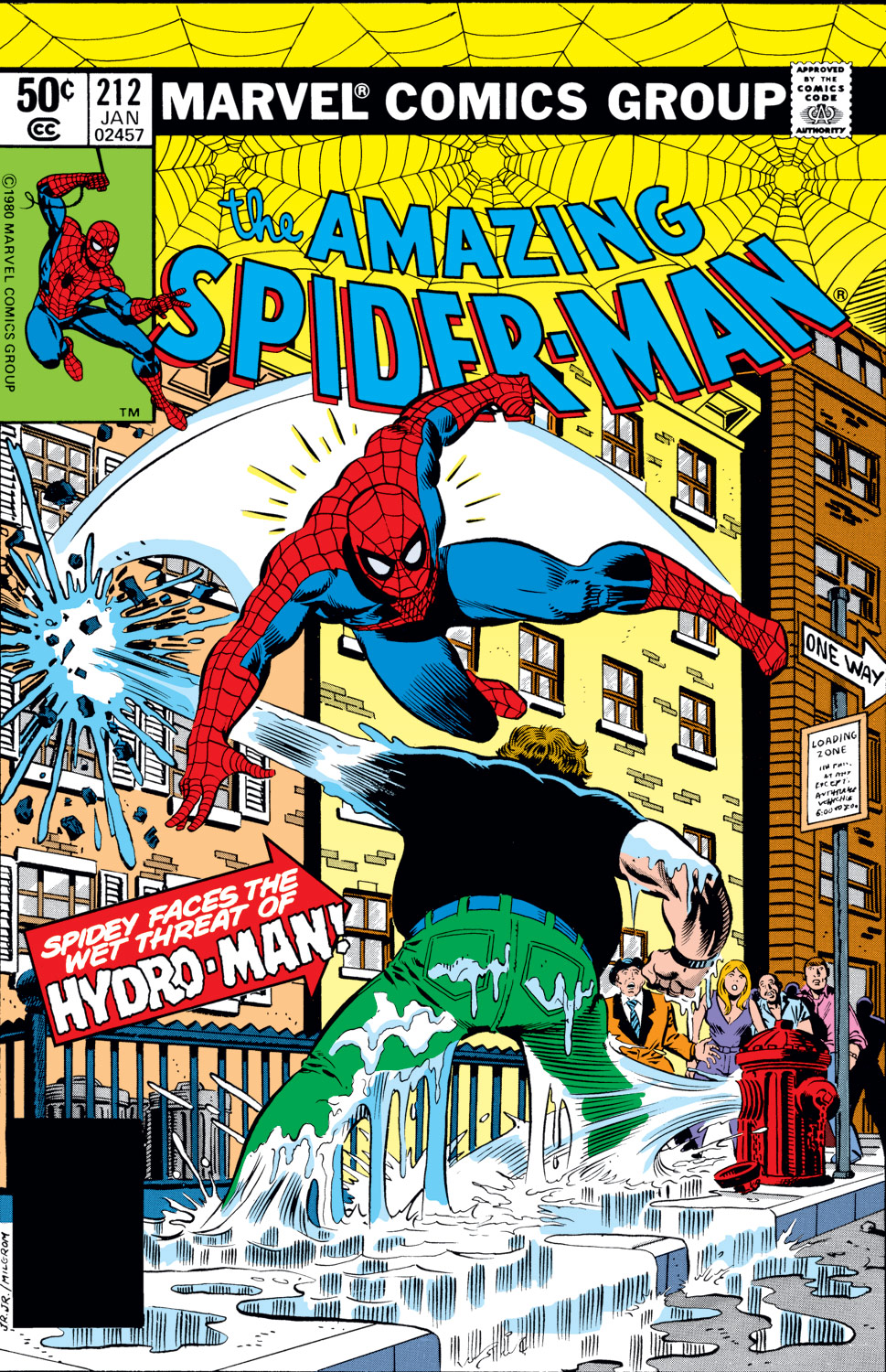 The Amazing Spider-Man (1963) #212