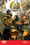 AVENGERS WORLD 10 (ANMN, WITH DIGITAL CODE)