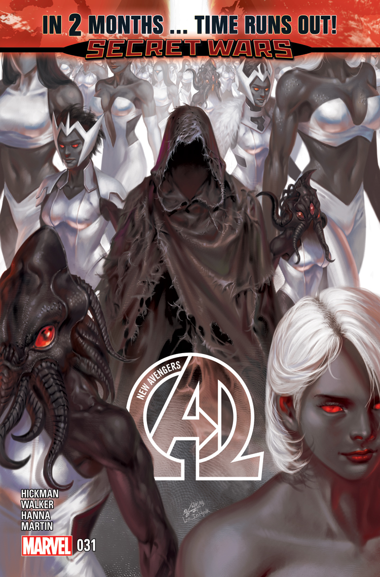 New Avengers (2013) #31
