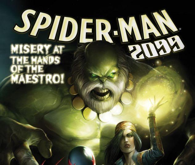 SPIDER-MAN 2099 10 (WITH DIGITAL CODE)