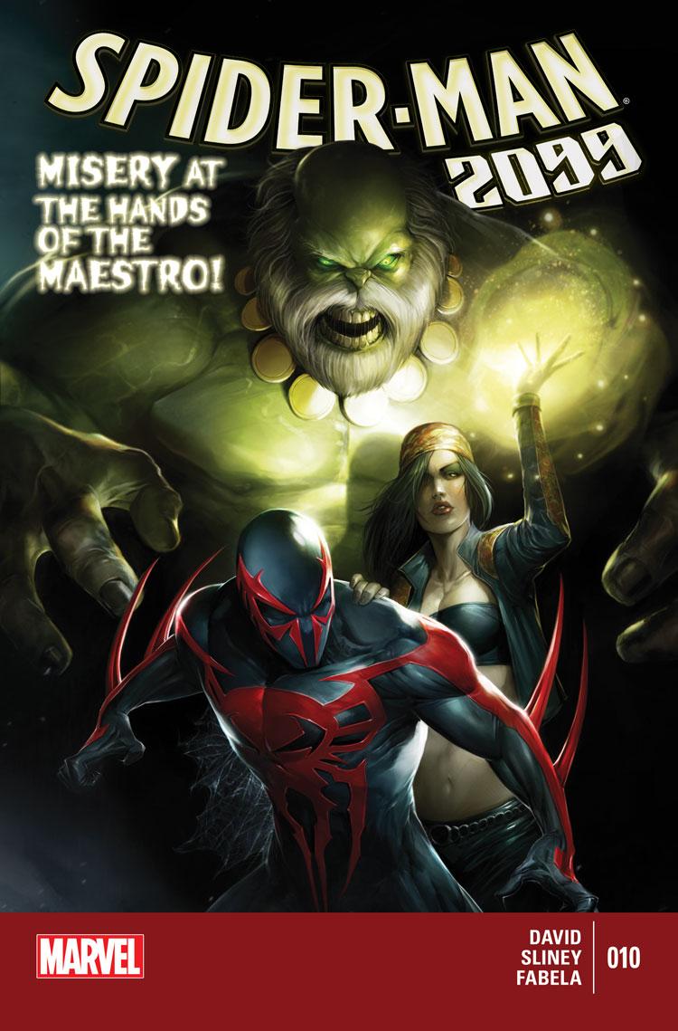 Spider-Man 2099 (2014) #10