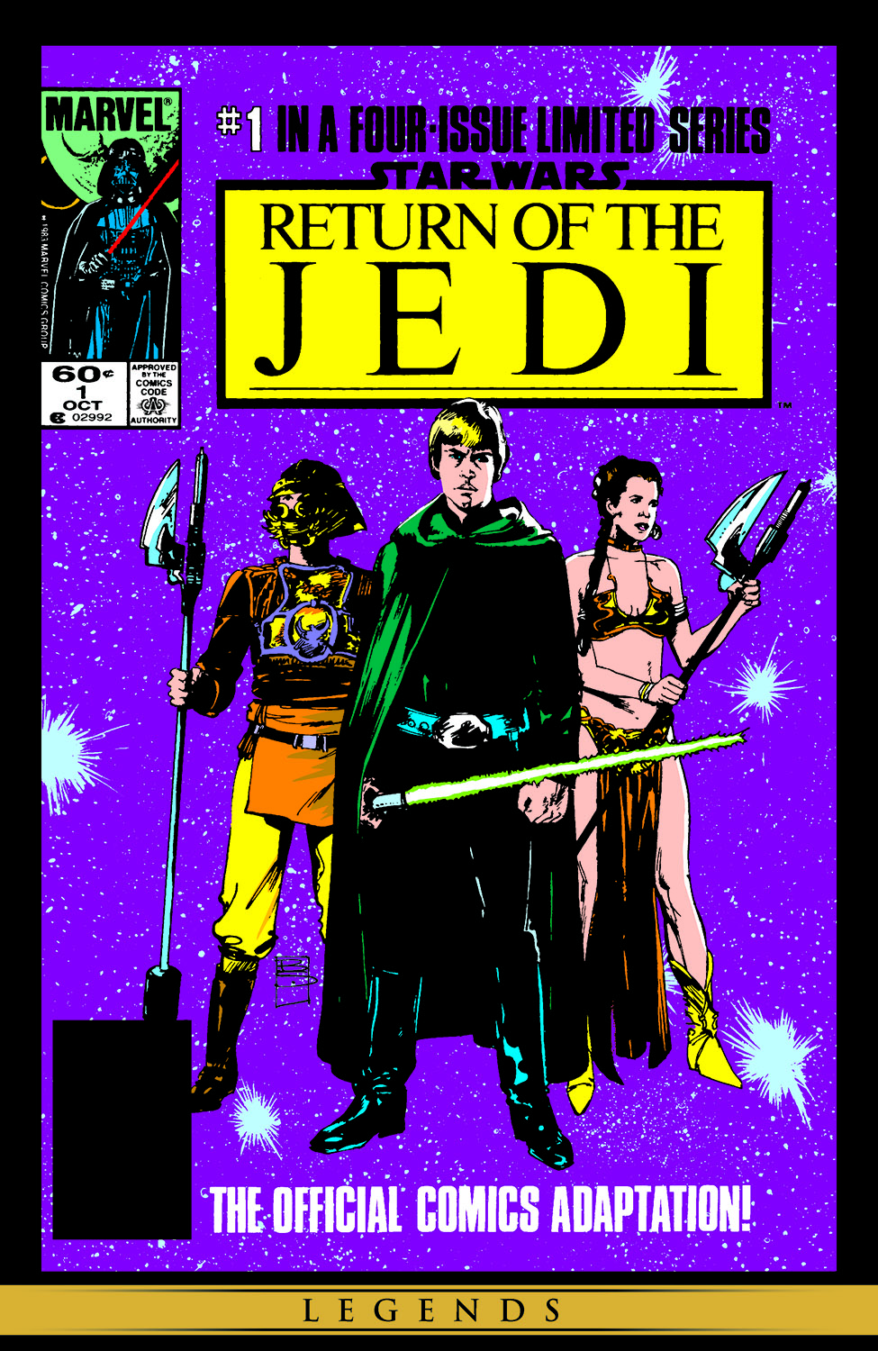 Star Wars: Return Of The Jedi (1983) #1