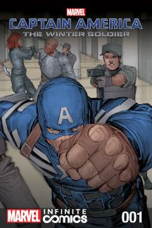 Marvel's Captain America: The Winter Soldier Infinite Comic (2013) #1