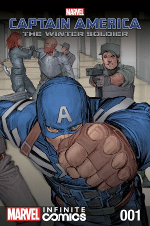 MARVEL'S CAPTAIN AMERICA: THE WINTER SOLDIER INFINITE COMIC 1 #1