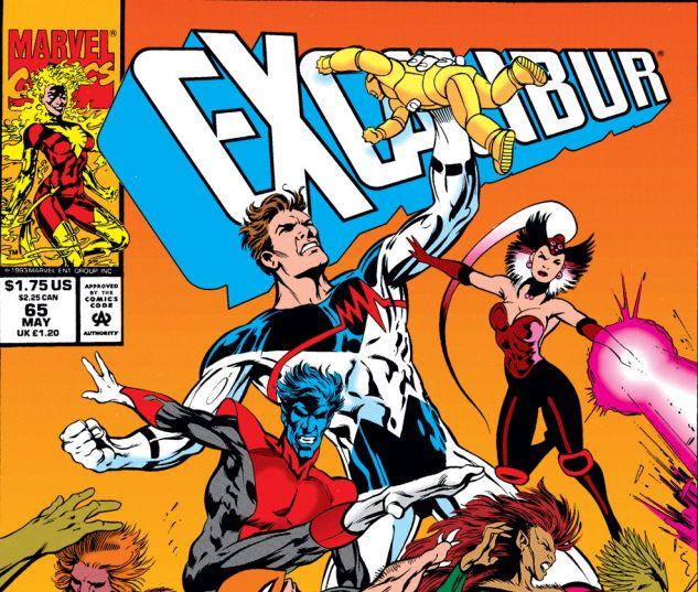 Excalibur (1988) #65