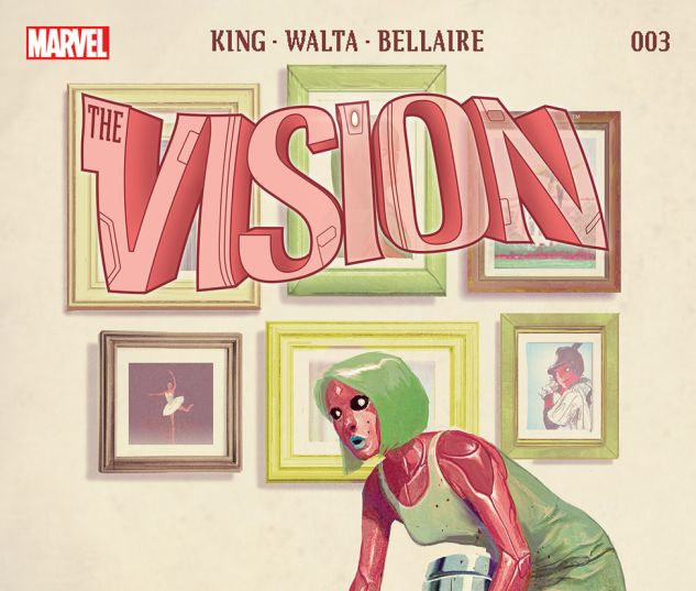 cover from Vision (2015) #3
