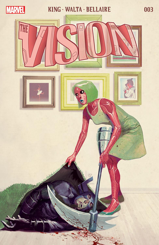 Vision (2015) #3