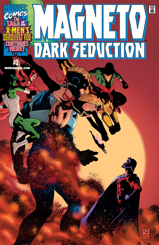 Magneto: Dark Seduction (2000) #3
