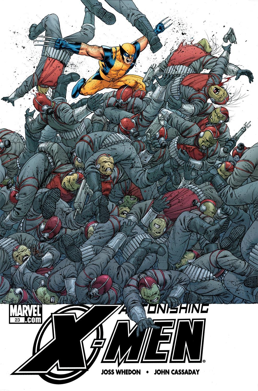 Astonishing X-Men (2004) #23