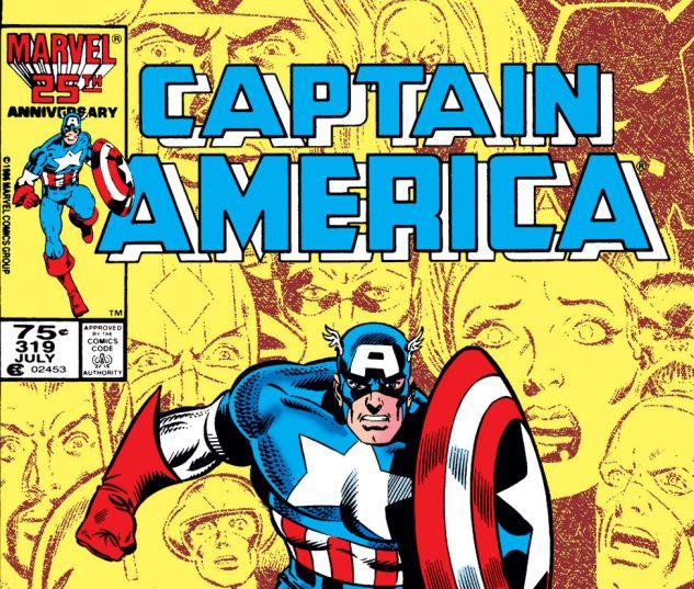 Captain America (1968) #319
