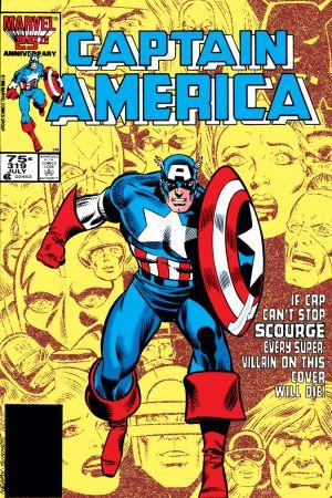 Captain America #319