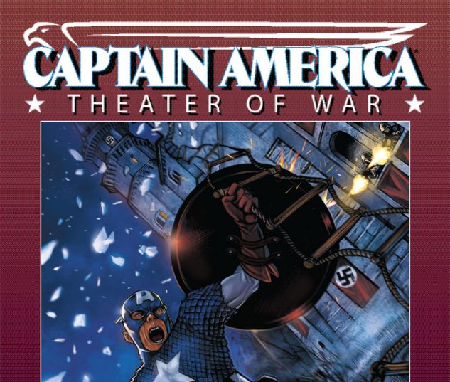 CAPTAIN AMERICA: THEATER OF WAR: PRISONERS OF DUTY (2009) #1 Cover