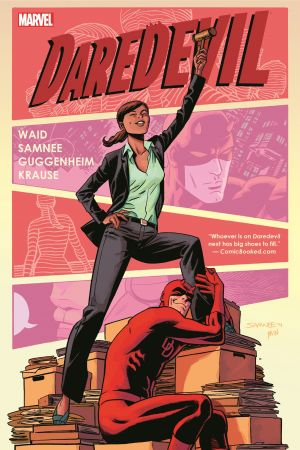 Daredevil by Mark Waid & Chris Samnee Vol. 5 (Hardcover)