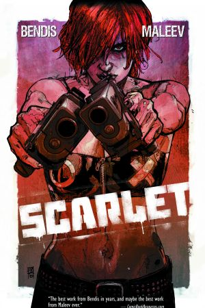 SCARLET BOOK 1  (Trade Paperback)