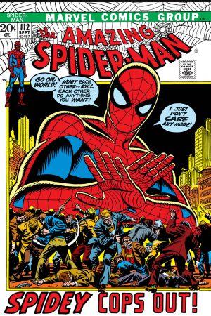 The Amazing Spider-Man (1963) #112