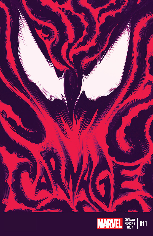 Carnage (2015) #11