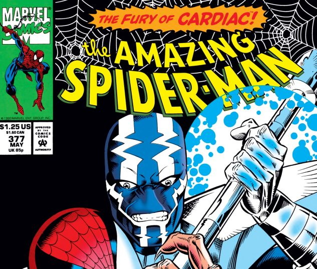 Amazing Spider-Man (1963) #377