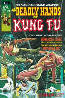 Deadly Hands of Kung Fu (1974) #1