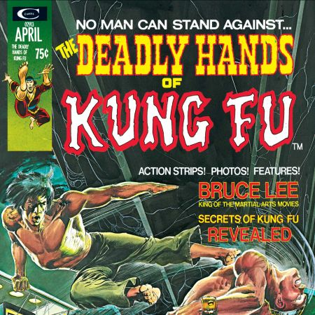 Deadly Hands of Kung Fu (1974 - 1977)