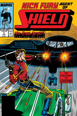 Nick Fury, Agent of S.H.I.E.L.D. (1989) #7