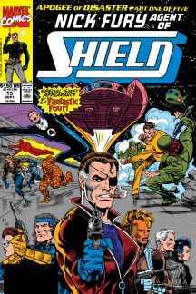 Nick Fury, Agent of S.H.I.E.L.D. #15