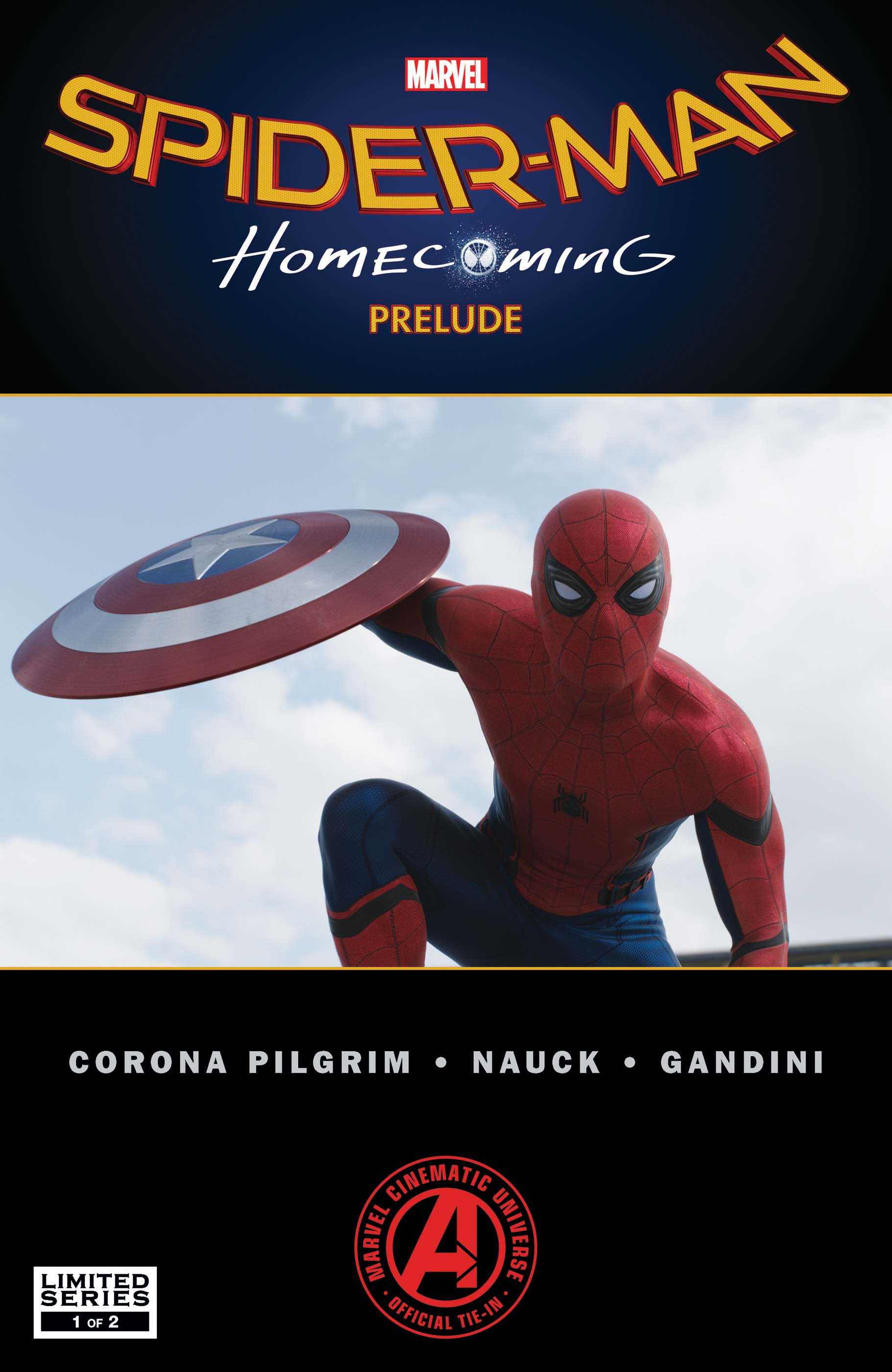 Marvel's Spider-Man: Homecoming Prelude (2017) #1