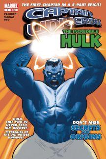 Captain Universe #1