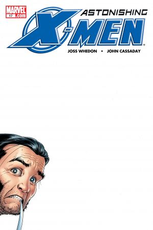 Astonishing X-Men (2004) #17