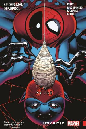 SPIDER-MAN/DEADPOOL VOL. 3: ITSY BITSY TPB (Trade Paperback)