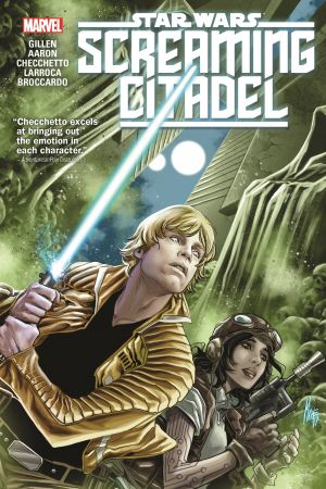 Star Wars: The Screaming Citadel (Trade Paperback)