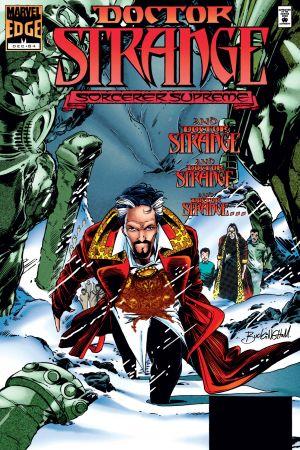 Doctor Strange, Sorcerer Supreme (1988) #84